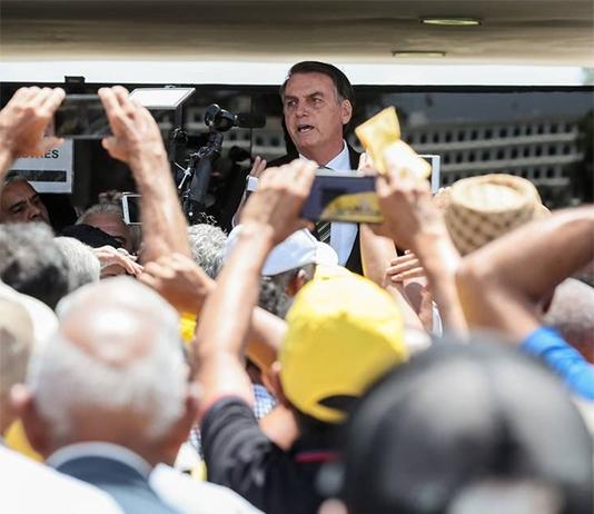 Discurso irresponsável e oportunista de Bolsonaro a garimpeiros provoca reações em vários setores